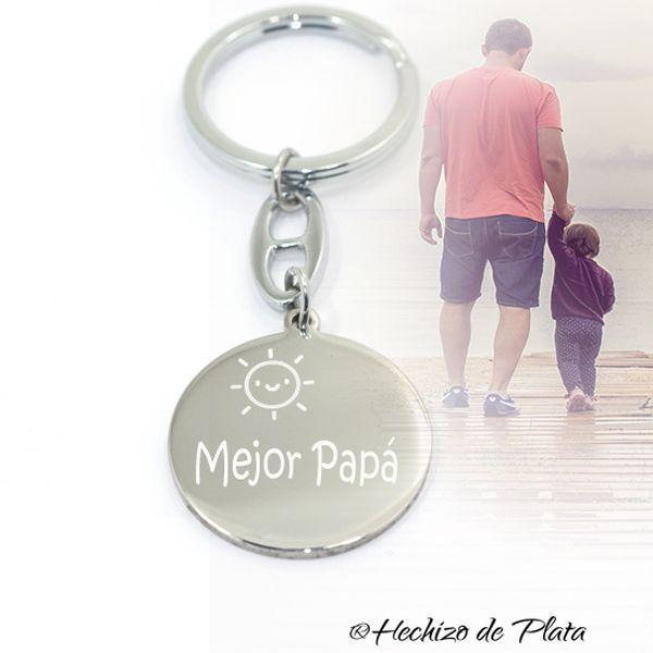 Anuncio blog para el mejor papa