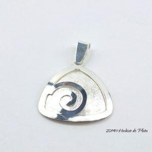 Colgante de plata de Hechizo de Plata Joyería