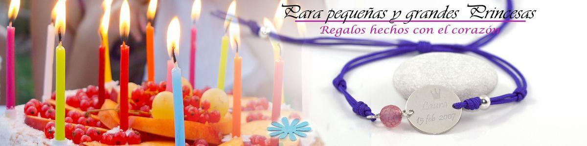 Pulseras para regalos de cumpleaños de Hechizo de Plata Joyería