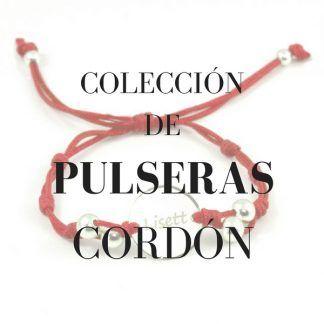 Pulseras personalizadas con Cordón