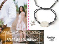 regalos románticos pulseras